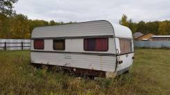Hobby caravan, 1996