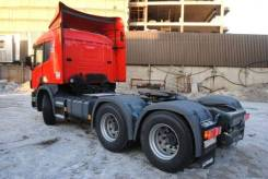 Scania Скания тягач 6х4 2010 года по запчастям