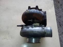 Турбина двигателя DE12TIS, Турбокомпрессор, 65.09100-7073