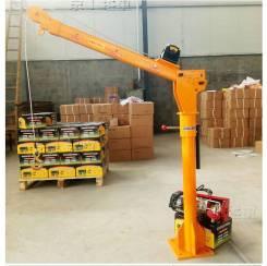Продам Мини-Кран 500 кг и 1000 кг с лебедкой 12V 24V 220V. Под заказ