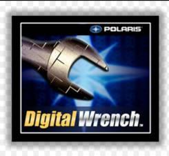 Электронная диагностика мототехники Polaris