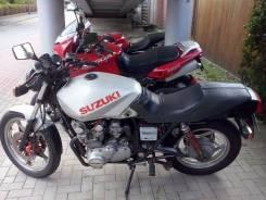 Suzuki GS 650, 1983