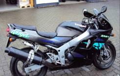 Kawasaki Ninja ZX-6R, 1996
