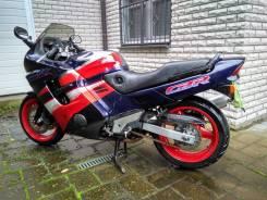 Honda CBR 1000, 1993