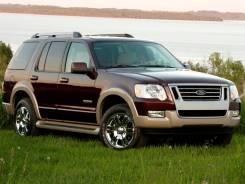 Чип-тюнинг Ford Explorer IV