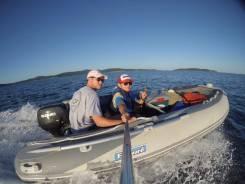 Лодка RIB (риб) Forward / Suzumar + Suzuki DT15S