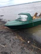 Продам катер Крым с подвесным мотором