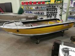 Продаем лодку моторную Quintrex 390 Dart