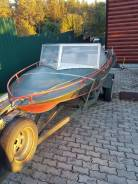 Продам моторную лодку Обь