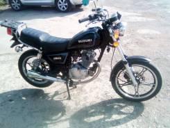 Suzuki GN 125, 2006