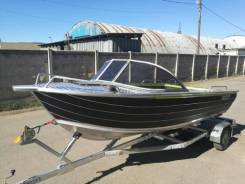 Продаем моторную лодку Quintrex 475 Coast Runner L