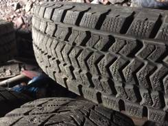 Dunlop Grandtrek SJ5. зимние, без шипов, б/у, износ 10%