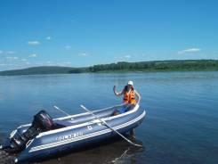 Продам лодку Solar 380 (Комплект)