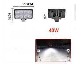 Фара LED 15,5/9/4 40W