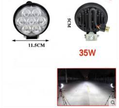 Фара LED 11,5/5 35W