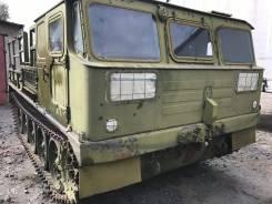 КМЗ АТС-59, 1980