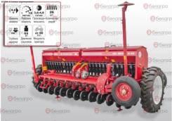 Сеялка зерновая Астра СЗ-4 (прикатывающие катки, вариатор, система кон