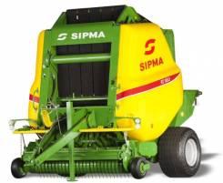Пресс с переменной камерой Sipma PZ 1832 (Z-599) Диаметр 0,8-1,8М