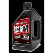 Моторное масло Maxima Racing Oils Extra4 10w40 100% Синтетическое мото