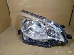 Фара Правая Subaru Trezia NCP120X, NCP125X, NSP120 52-220 Япония