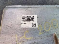 Блок управления ДВС. Toyota Land Cruiser, VDJ200 1VDFTV