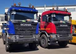 Scania G480CA6x6EHZ , 2017