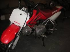 Honda CRF 50, 2016