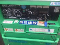 Сварочный генератор Denyo DLW380SDK без пробега по РФ. Два поста. 220В