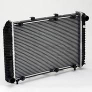 Радиатор охл. алюм. несборн. для а/м ГАЗ 3110 Волга (LRc 0310b)