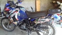 Kawasaki KLR 650, 2009