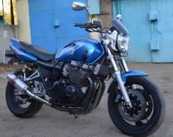 Yamaha XJR 400, 2001