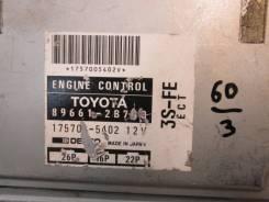 Блок efi на Toyota Carina ED 89661-2B750