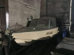 Лодка Прогресс 4 с мотором Tohatsu