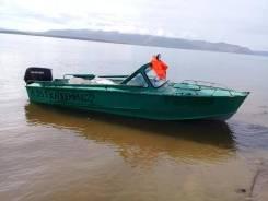 Продам лодку Прогресс 2, 1975 года выпуска , мотор Suzuki - 40 дт.