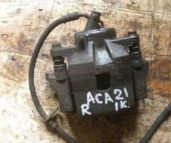 Суппорт тормозной передний правый RAV4 ACA21