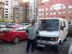 Грузоперевозки 1.5тн микроавтобус Мерседес
