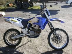 Yamaha WR 400, 1996