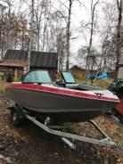 Моторная лодка Волжанка Yava 470 подвесной мотор Yamaha 60