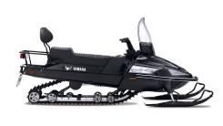 Наклейки на снегоход Yamaha VK 540 III (Черный капот)_tough pro