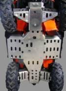 Полный комплект защиты днища для Stels 300B