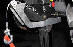 Направляющий кронштейн лебедки для Stels 500GT
