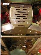 Защита радиатора (4 мм) Sдля Polaris Sportsman 500/800 Touring/X2 EFI