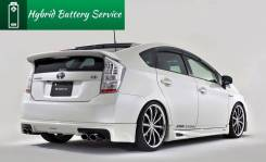 Высоковольтная батарея. Toyota Prius, ZVW30, ZVW30L