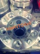Проставки колесных дисков 2 ШТ 5х139.7 - 35мм/расширители колеи