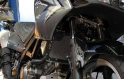 Защита радиатора Storm для Suzuki DL650 2007-