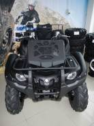 Вынос радиатора Storm (черный) для Yamaha Grizzly 550/700