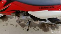 Honda CRF 70F, 2008