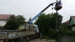 Услуги автовышки 14 метров + рабочие