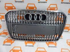 Решетка радиатора Audi A6 allroad quattro 2012-2014 оригинал, целая