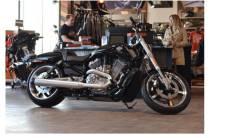 Harley-Davidson V-Rod, 2017